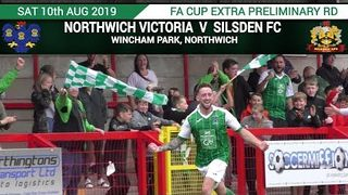 [NVTV][FA CUP] Northwich Victoria Vs  Silsden FC [HIGHLIGHTS]