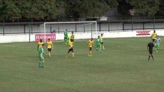 Highlight's Soham Town Rangers v Witham Town 13-8-2016