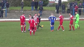 Bo'ness United v Hurlford United First Half Highlights