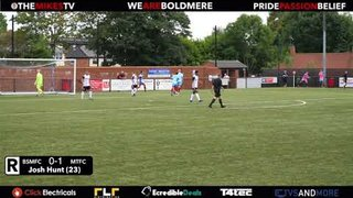 The Mikes TV | The Mikes 2-2 Malvern Town | FA Cup Match Highlights