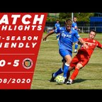 Match Highlights Melton Town 0-5 Stamford AFC