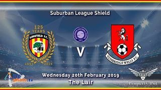 HIGHLIGHTS - Lingfield Res v Tunbridge Wells Res - Suburban League Shield - 20-02-2019