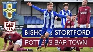 Bishops Stortford v Potters Bar Town 02-03-2019