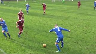 Haddington Athletic v Bo'ness United Match Highlights