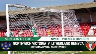 [NVTV][NWCFL] Northwich Victoria Vs Litherland REMYCA [HIGHLIGHTS]
