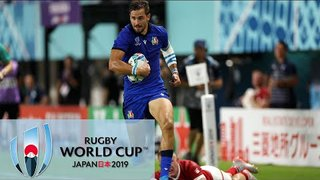 Rugby World Cup 2019: Italy vs. Canada | EXTENDED HIGHLIGHTS | 9/26/19 | NBC Sports