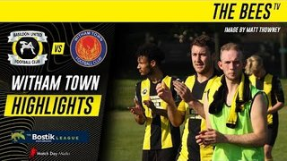 Witham Town (H) | Highlights | 27.4.19