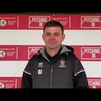 Manager Carl Jarrett signs new contract