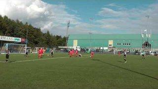Jeanfield Ladies vs Queens Park Goals
