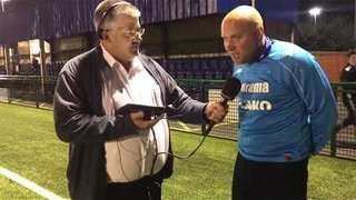 POST MATCH INTERVIEW - Oxford City 1-0 Torquay United