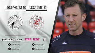 POST-MATCH REACTION: Williamson on Brackley win