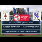 Glossop North End v Cleethorpes Town 26/09/20