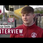 Kieran Smith on being offered a new deal