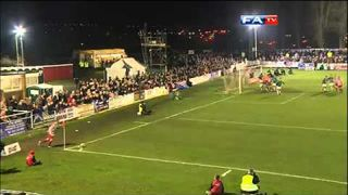 Stourbridge 2 - 0 Plymouth Argyle | The FA Cup 1st Round Replay 12/11/11