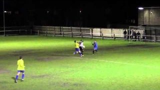 Molesey vs Bedfont and Feltham - Southern Combination Cup Final 14-15