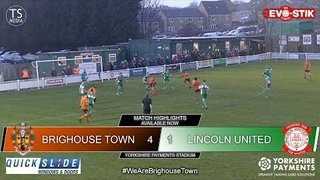 24/11/18 - Brighouse Town 4-1 Lincoln United