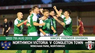 [NVTV][NWCFL] Northwich Victoria Vs  Congleton Town [HIGHLIGHTS]
