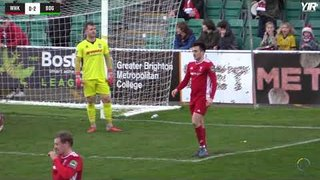 Highlights | Whitehawk 1-4 Bognor  - 01.01.19
