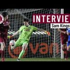 Sam Kingston on his new deal