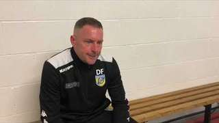Frickley Athletic 3 vs 0 Loughborough Dynamo - Frecks