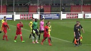 Match Highlights: GBFC v Ashford United | 17/18
