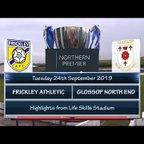 Frickley Athletic v Glossop North End 24/09/19