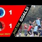Just The Goals Vrs Spelthorne Sports FC