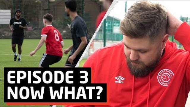 Episode 3: Our First Game...But Now What? | Stephen Howson Football Manager | Paddock FC