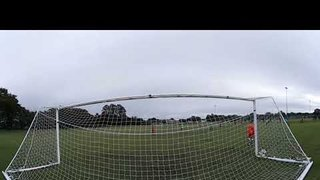 Holland's and Blair v Aces U14's Goal Cam Penalty