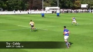 1st XV vs Caldy -Sept 2017 -Highlights