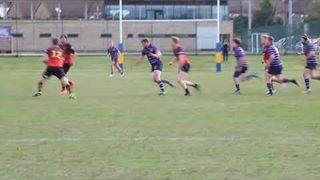 Dave Glanville - Southwark 4th Try