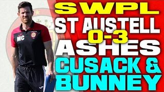 Matt Cusack & Dane Bunney Interview | AFC St Austell v Saltash United, 21-9-2019 (Cornish Football)
