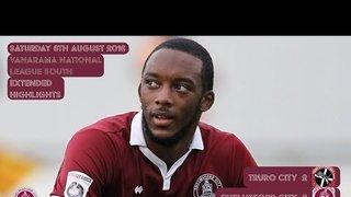 Highlights - Truro City vs Chelmsford City