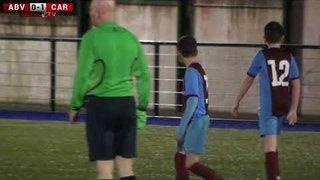 Abbey Villa v Carniny - Under 14s Second Division- 29th September 2017