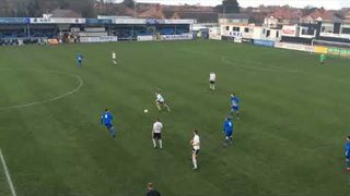 Match Highlights Rhyl v Holyhead 25th November 2017