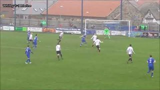 Whitby Town vs Marine 6/4/2019