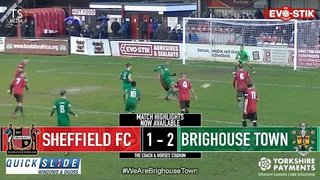 08/12/18 - Sheffield FC 1-2 Brighouse Town