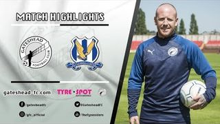 GOALS: Gateshead U19s 5-0 Eccleshill United (11/09/19)