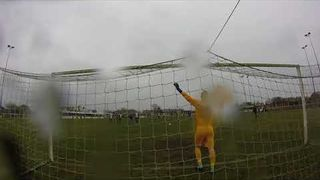 GOAL CAM: Squires Gate 1-2 West Didsbury & Chorlton