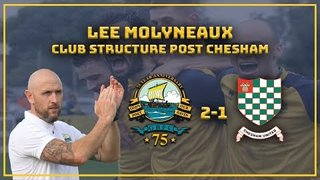 MANAGER INTERVIEW| LEE MOLYNEAUX: CLUB STRUCTURE & NEW ACADEMY