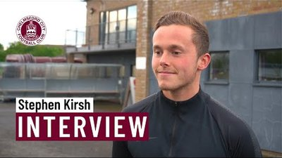 Stephen Kirsh on joining the Club