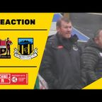 REACTION | Bolam & Mulhern post Sheffield jubilation