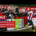 GOALS | Witton Albion 2-3 FC United of Manchester (23/10/21)