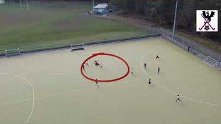Huddersfield Dragons Ladies 1's vs Doncaster 2's 14-01-18