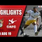 Highlights - Bognor Regis Town - 31/08/19
