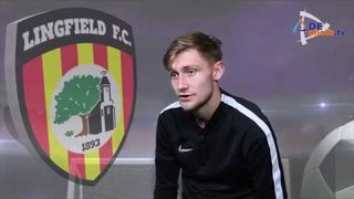 Interview with Lingfield FC Sammy Clements - 21-10-2017