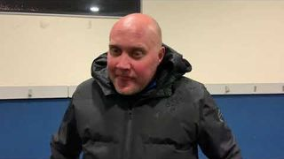 POST MATCH INTERVIEW - Oxford City 3-1 Oxford United