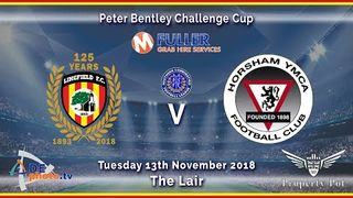 HIGHLIGHTS - Lingfield FC v Horsham YMCA - Cup - 13-11-2018