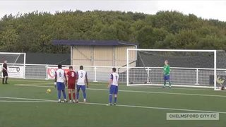 Pre-season: Aveley 1-2 Chelmsford City