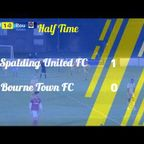 Spalding United FC v Bourne Town FC